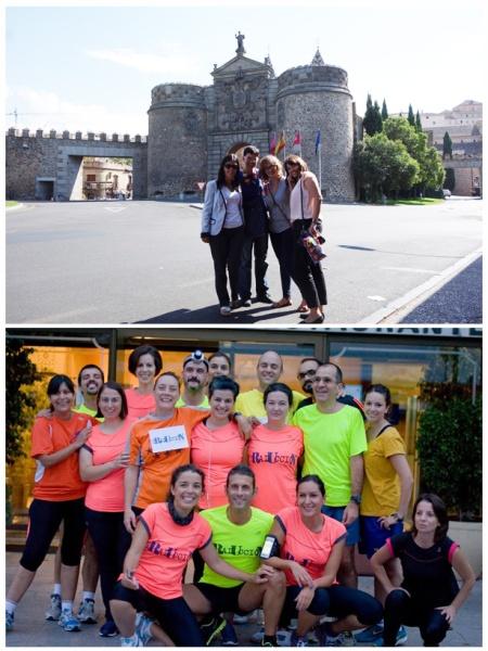Turismo y deporte con traductores.
